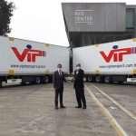 VIP Transport 50 yeni aracı filosuna kattı